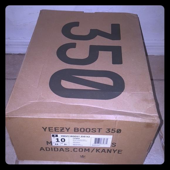 Yeezy Other   Empty Yeezy V2 Box   Poshmark